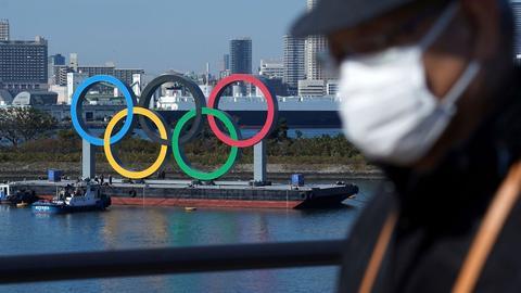 Das Olympia-OK plant in Tokio während der Spiele positiv auf Corona getestete Athleten isoliert in einem Hotel unterzubringen.