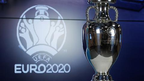 Das Logo der UEFA Euro 2020