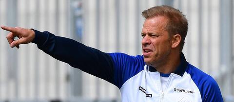 Darmstadts Trainer Markus Anfang wechselt an die Weser