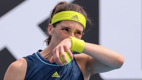Tennis, Andrea Petkovic bei den Australian Open