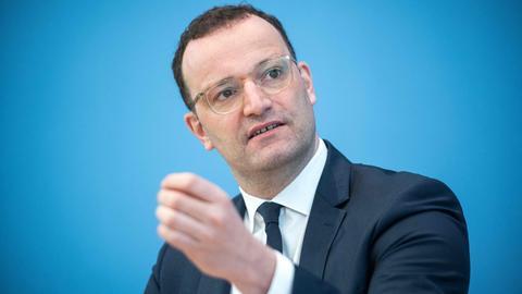 Bundesgesundheitsminister Jens Spahn (AFP)