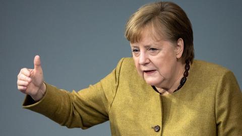 Angela Merkel (dpa)