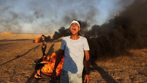 Gazastreifen (dpa)