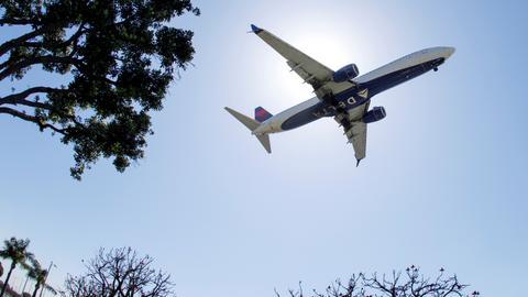 Startende Maschine von Delta Airlines (REUTERS)
