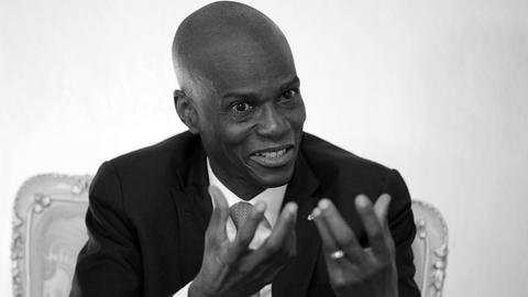 Jovenel Moïse (AP Photo/Dieu Nalio Chery)