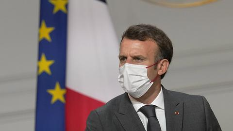 Emmanuel Macron (dpa)