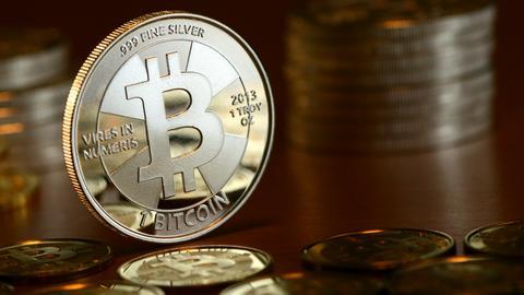 Bitcoin (dpa)