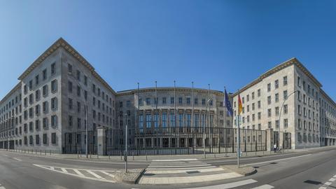Gebäude des Bundesfinanzministeriums Berlin (picture alliance / Bildagentur-o)