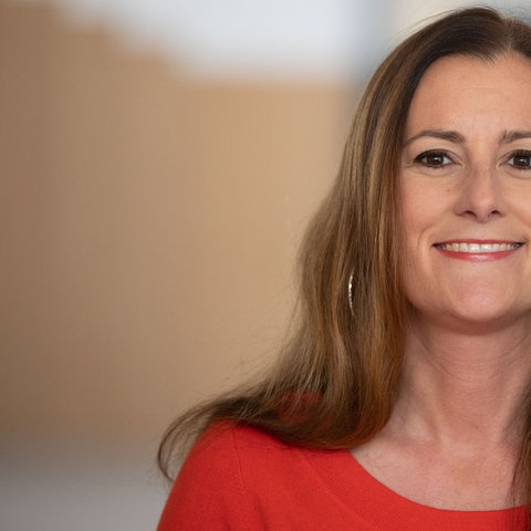 Janine Wissler (dpa)