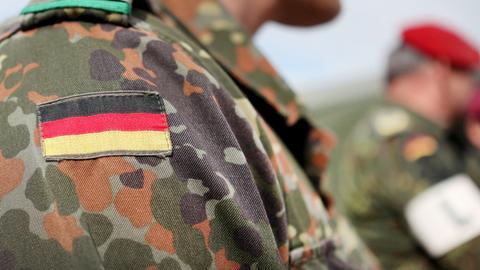 Bundeswehr-Soldat (picture alliance / dpa)