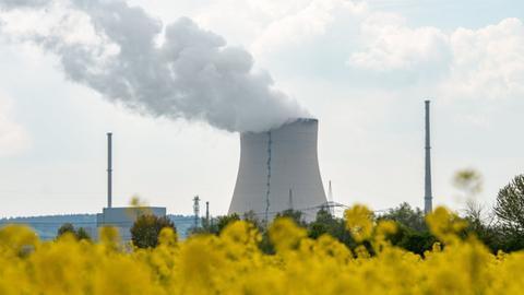 Atomkraftwerk Isar 1: Wegen der Abschaltung nach Fukushima hatte E.ON geklagt (dpa)