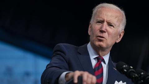 US-Präsident Biden (AP)