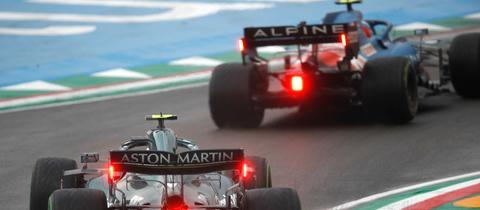 Sebastian Vettel (imago images/Motorsport Images)