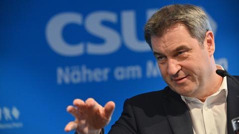 Markus Söder (dpa)