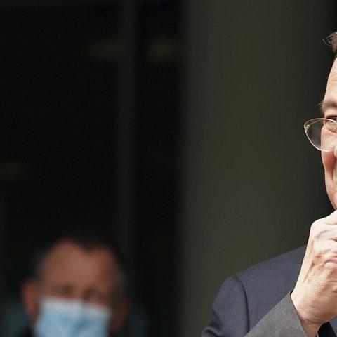 CDU-Chef und Unions-Kanzlerkandidat Armin Laschet (AP)