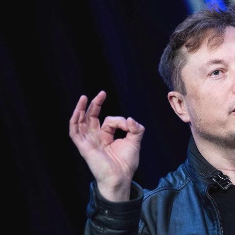 Tesla-Chef Elon Musk. (AFP)