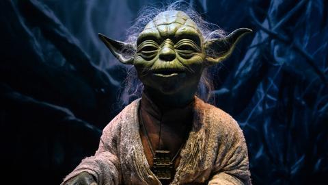 Jedi-Ritter Yoda (AFP)