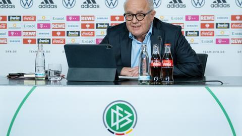 DFB-Präsident Fritz Keller (dpa)