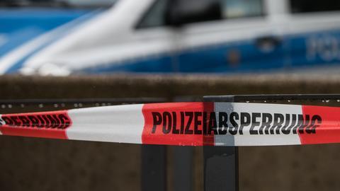 Polizei-Absperrband (dpa)