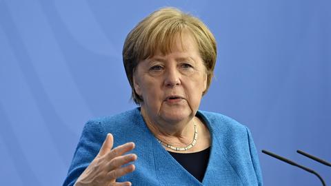Bundeskanzlerin Angela Merkel (dpa)