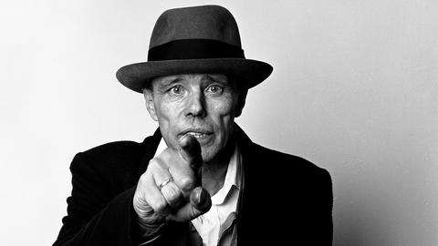 Joseph Beuys (imago images/Leemage)