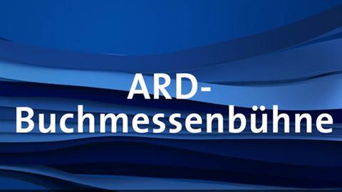 ARD Buchmessenbühne