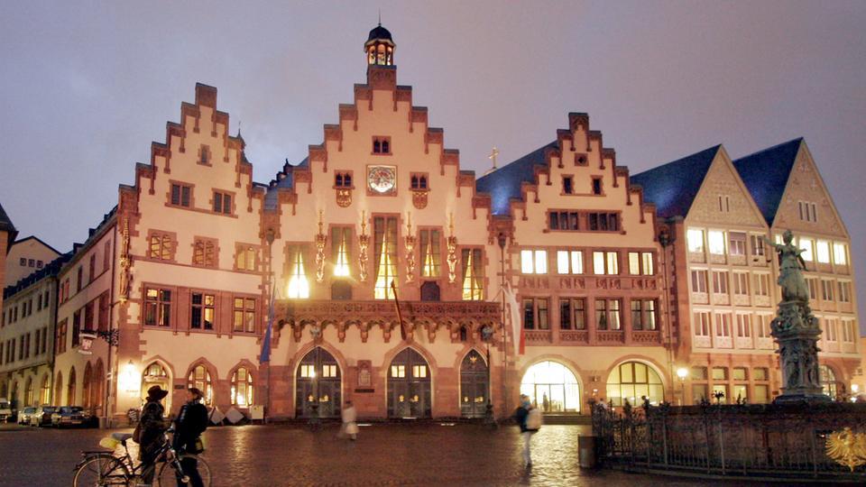 Rathaus Römer in Frankfurt