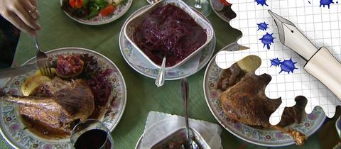 Essen und Grafik