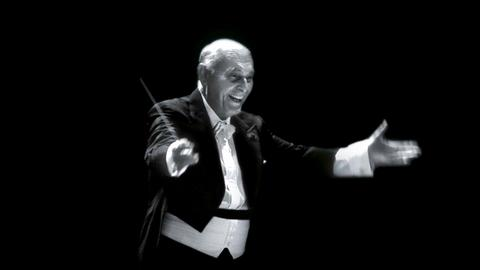 Dirigent Georg Solti