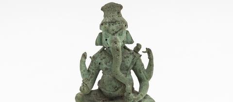 Ganesha-Figur, Java, Indonesien