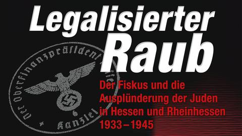 Plakat Legalisierter Raub