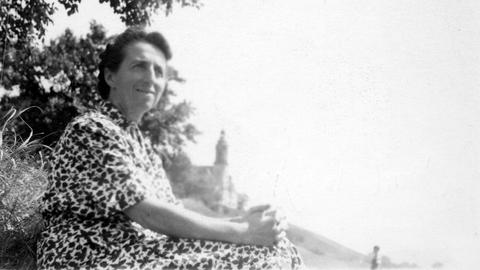 Gertrud Landsberg, ca. 1950
