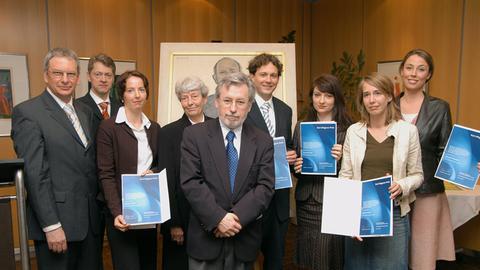 Preisträger des Kurt-Magnus-Preises 2006