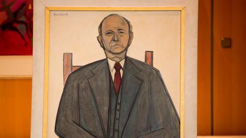 Portrait von Rundfunkpionier Kurt Magnus