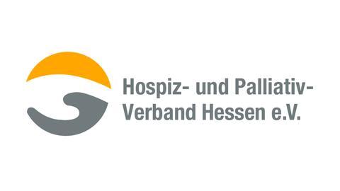 Logo des Hospiz- und PalliativVerband Hessen e.V.