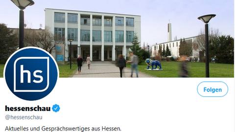 Hessenschau Twitter
