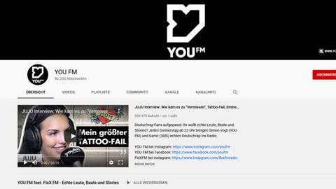 youfm youtube