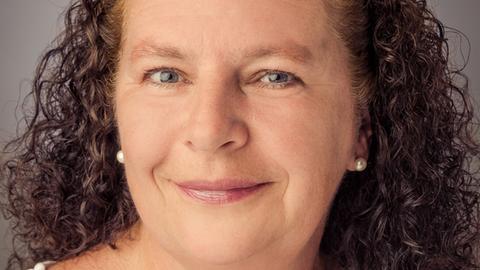 Christine Strathmann, Kassiererin und Schriftführerin der Betriebssportgemeinschaft