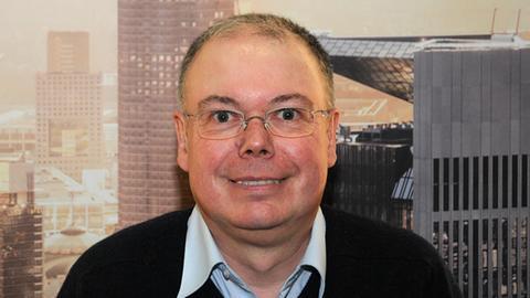 Wolfgang Herschbach, 2. Vorsitzender der Betriebssportgemeinschaft