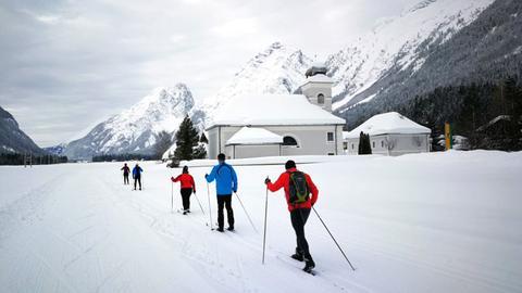 Skilanglauf BSG Leutasch
