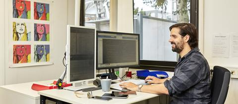 Vasco Eduardo - Webentwickler