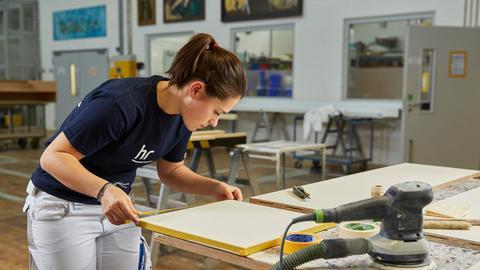 Ausbildung zur Maler*in und Lackierer*in