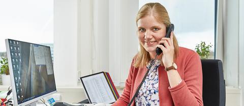 Kontakt - Ihre Fragen zur Karriere