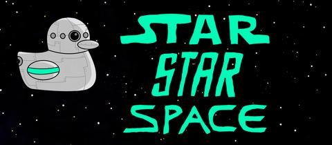 """zweite Staffel """"StarStarSpace"""" Coldmirror funk grafiken"""