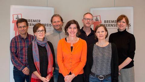 Die Vorjury des Bremer Fernsehpreises 2017
