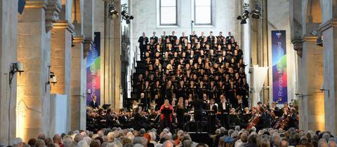 hr-Sinfonieorchester beim RMF Eröffnungskonzert 2016