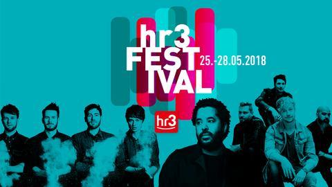 """Grafik: """"hr3-Festival"""""""