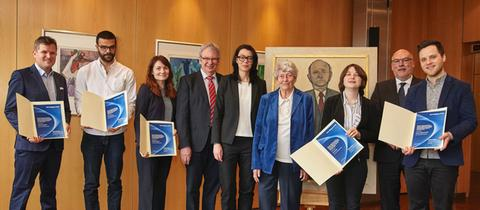 Preisträger des Kurt Magnus-Preises