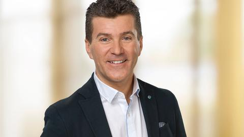 hr-Sportredakteur Daniel Weiss