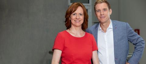 Ute Wellstein und Jens Kölker